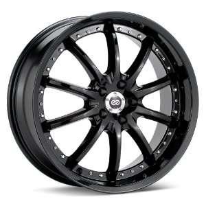 Enkei LF 10 (Black) Wheels/Rims 5x114.3 (438 875 6542BK) Automotive