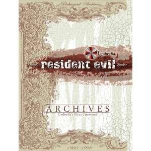 Resident Evil Archives (9780744006551) BradyGames Books