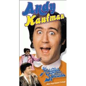 The Midnight Special [VHS]: Andy Kaufman: Movies & TV