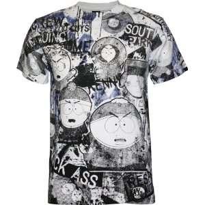 South Park Grime Boys Mens T Shirt, X Large [Apparel