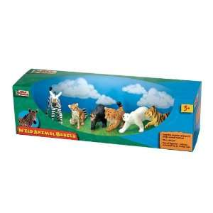 Wild Safari Wild Animal Babies Gift Set Toys & Games