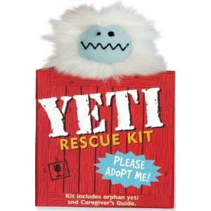 Yeti Rescue Kit (9781441306128): Rene J. Smith, David Cole