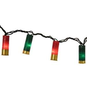 35 Shot Gun Shell Lights Set [1235] Patio, Lawn & Garden