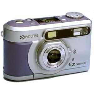 YASHICA OPTICAL Kyocera EZ Digital 1.3 Camera ( PC / Mac