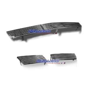 03 06 Chevy Silverado 1500 SS Billet Grille Grill Combo