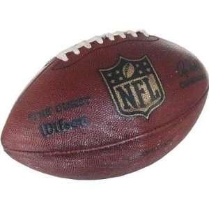 Cowboys vs Redskins 11 22 2009 Game Used Football   NFL Footballs