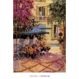 French Flower Shop    Print: Home & Kitchen