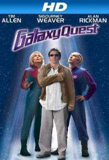 Galaxy Quest [HD]: Tim Allen, Sigourney Weaver, Alan