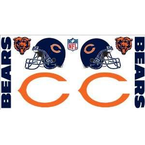 NFL Chicago Bears Skinit Car Decals