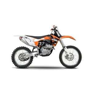 11 KTM 350SXF YOSHIMURA RS 4 FULL SYSTEM EXHAUST   STAINLESS/ALUMINUM