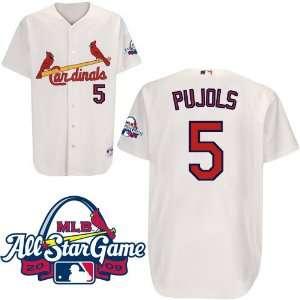 Albert Pujols #5 St. Louis Cardinals Replica Home Jersey w