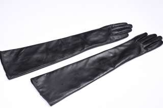 New Warmen Lady long GENUINE LEATHER opera grace gift gloves L080NN
