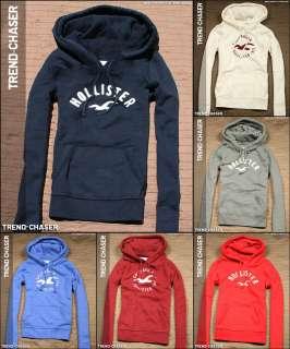 Hollister HCO Womens Hoodie Sweatshirt Northside NWT