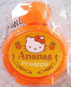 Sanrio Hello Kitty Mini Scented Eraser (Pineapple)