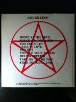 Motley Crue   Pain Killers! LP   Live Arizona 1984