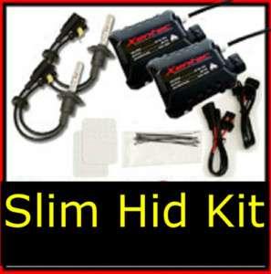 SLIM HID XENON KIT H1 H3 H4 H7 H8/H9/H11 4300K 5000K 6000K 8000K