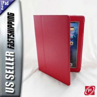 Pink Hard Case Work With Smart Cover For Apple iPad 2