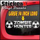 ZOMBIE RESPONSE TEAM Zombieland Logo Car Decal Sticker items in
