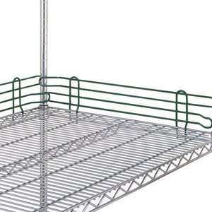 Metro L60N 4 DHG Super Erecta Hunter Green Stackable Ledge