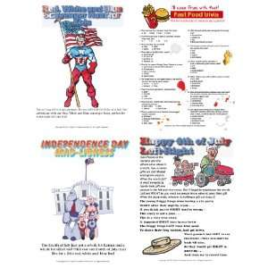Printable 4th of July Party Games Pack [