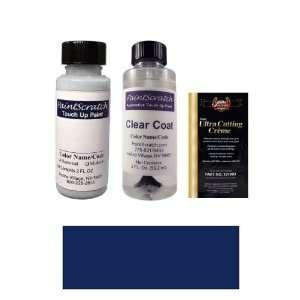 Oz. Deep Water Blue Pearl Paint Bottle Kit for 2010 Dodge Ram Truck