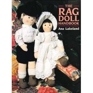 The Rag Doll Handbook (9780713466577) Ana Lakeland Books