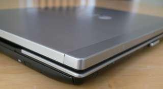 12.1 HP Elitebook 2540p Notebook ~ Core i7 2.13ghz ~ 4gb ~ 250gb