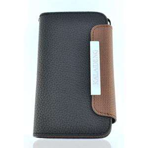 Wallet Leather Card Holder Flip Case Cover Pouch For iPhone 4 4S 4G