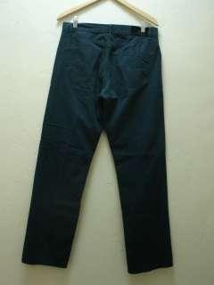 Zara Navy Blue Jeans Pants Sz 34 W 33 L 32