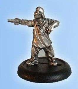DEAL 1165 Gangsta with 9mm gun 28mm miniature