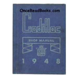 Manual for 1948 Covering 48 61, 62, 60s, 75 and 76 Commercial Cars