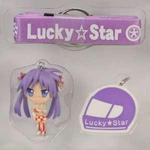 Lucky Star ~Lucky Grand Prix~ Kagami Hiiragi Racer Girl