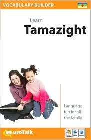 Vocabulary Builder Learn Tamazight (Berber), (1843527979), EuroTalk