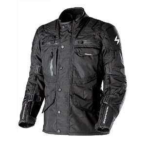 Scorpion XDR Commander Black Large Tall Mens Motorcycle