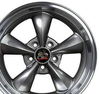17 Rim Fits Mustang® Bullitt Wheel Anthracite 17x10.5