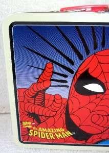Marvel Comics SPIDERMAN Large Lunchbox