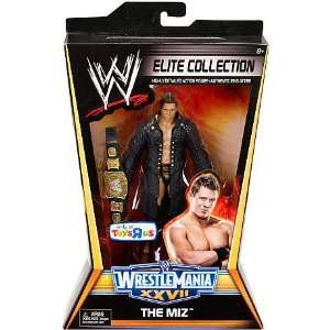 Mattel WWE Wrestling Exclusive Elite Collection Wrestle Mania