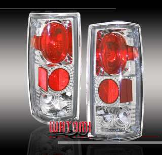 1982 1993 CHEVY S10 BLAZER TAIL LIGHT 83 1989 1990 1992