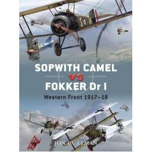 Sopwith Camel vs Fokker Dr I Western Front 1917 18 (Duel