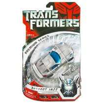 Premium Series: Autobot Jazz Transformers Movie Delux Action Figure