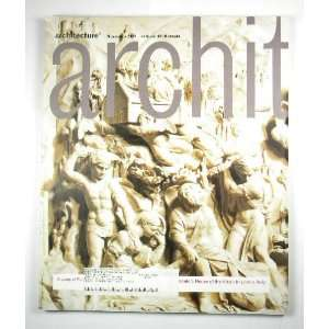 ARchit Architecture November 2001 Volume 90 Number 11