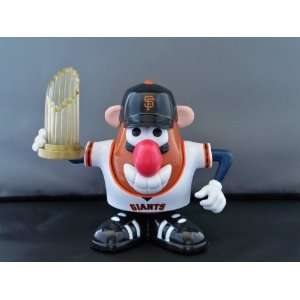 San Francisco Giants World Series Trophy Mr. Potato Head