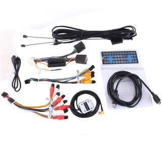 07 10 Toyota Yaris Sedan Car GPS Navigation Radio TV USB  IPOD AUX