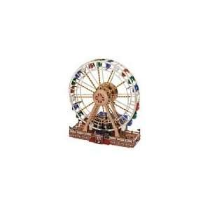 Mr. Christmas Worlds Fair Animated Music Box   Ferris