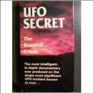 UFO Secret Roswell Crash [VHS] Movies & TV