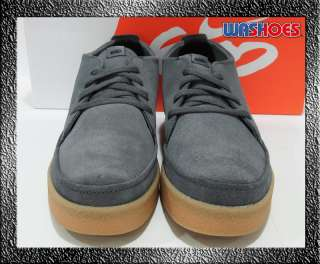 Product Name NIKE RZOL Dark Grey/Gum Light Brown Suade 6.0 US 7~12