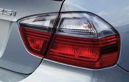 BMW E90 3 SERIES Sedan Black Line Tail Light Kit