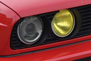 Bmw E30 M3 Smoked Headlight Kit Hella Ellipsoids 318 m5