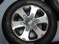 four 10 11 Ford F150 FX2 Factory 18 Wheels Tires OEM Rims Expedition
