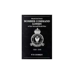 RAF Bomber Command Losses of the Second World War, Vol. 1